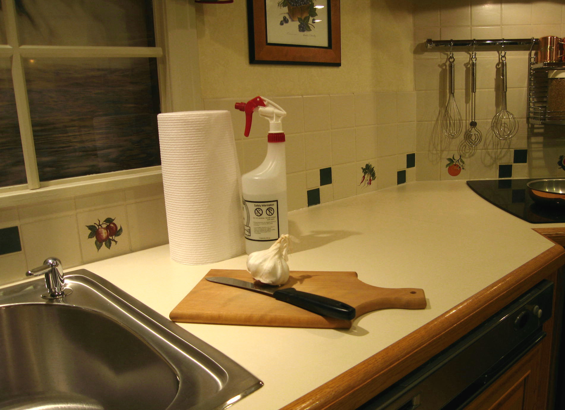 What Is The Best Way To Sanitize Kitchen Countertops
